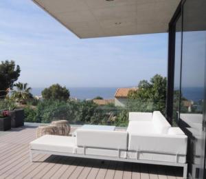 Penthouse mit Terrasse