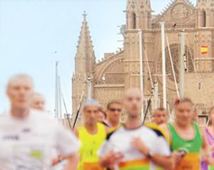 TUI-Marathon in Palma de Mallorca