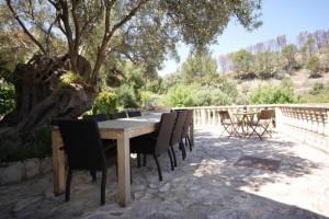Finca in Capdella: Ausblick