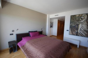 Immobilie in Palma de Mallorca: Schlafzimmer